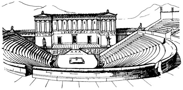Театр в Сегесте